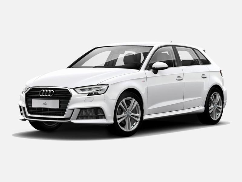 Audi SB 30 1.0 tfsi Admired 116cv s-tronic