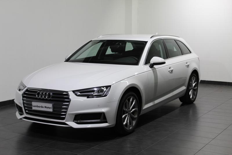 Audi A4 V 2016 Avant 30 2.0 tdi Business Sport 122cv s-tronic my16
