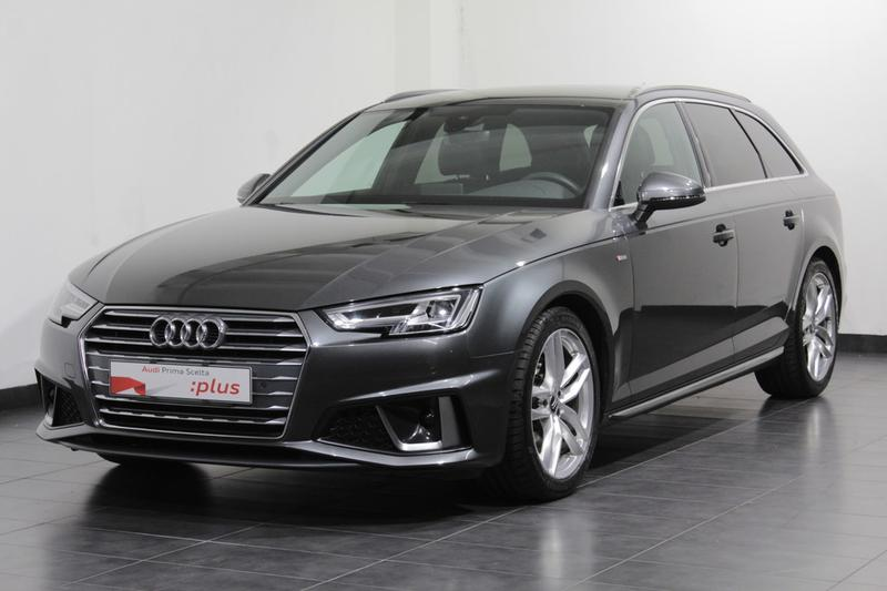 Audi A4 IV 2012 Avant 35 2.0 tdi S Line Edition 150cv s-tronic
