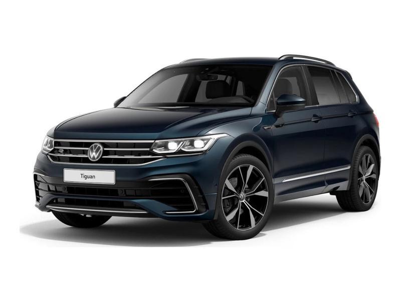 Volkswagen Tiguan II 2016 2.0 tdi scr R-Line 150cv dsg