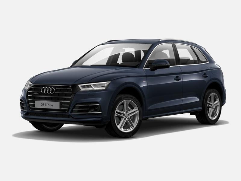 Audi Q5 II 2017 55 2.0 tfsi e Business quattro 367cv s-tronic