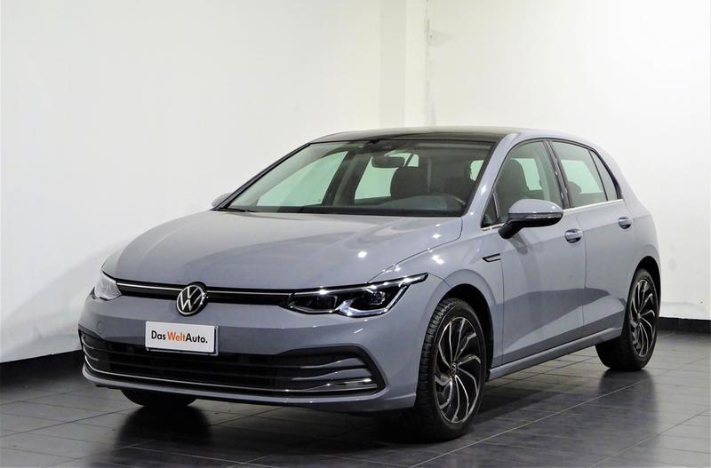 Volkswagen Golf VIII 2020 1.5 etsi evo act Style 150cv dsg