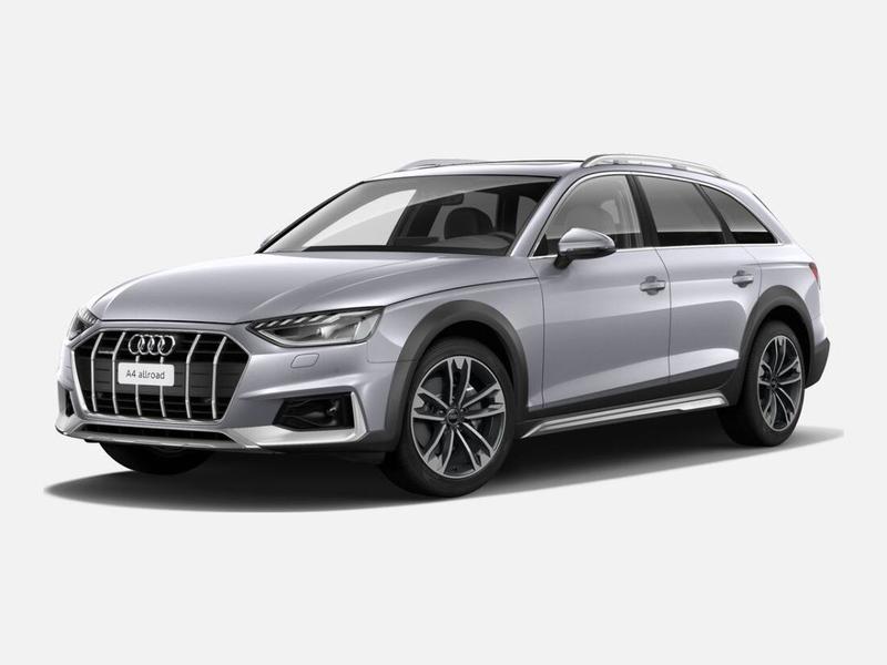 Audi A4 V 2019 Allroad Quattro 40 2.0 tdi Identity Contrast quattro 190cv s tronic