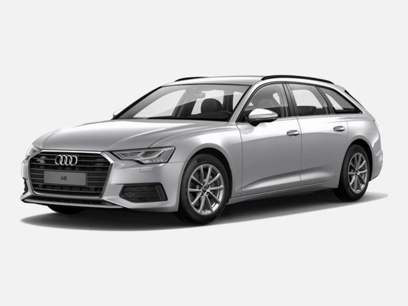 Audi A6 V 2018 Avant 40 2.0 tdi mhev Business plus quattro s-tronic