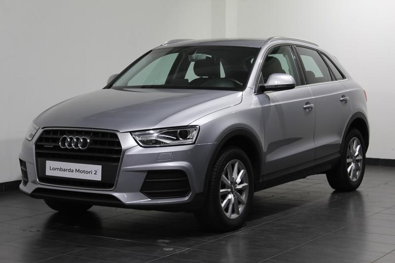 Audi Q3 II 2018 2.0 tdi quattro 184cv s-tronic