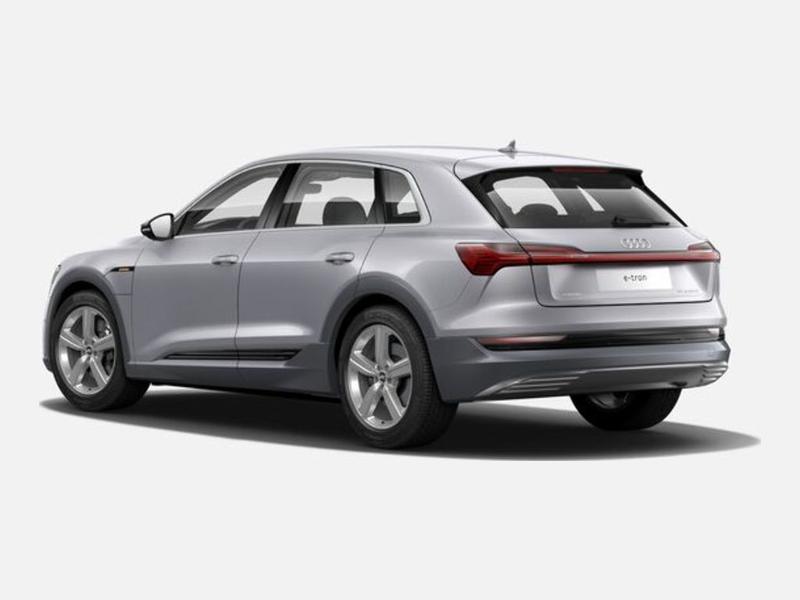 Audi 55 Business quattro cvt