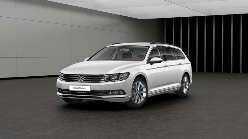 Volkswagen Passat VIII 2015 Variant 1.6 tdi Business (businessline) 120cv dsg