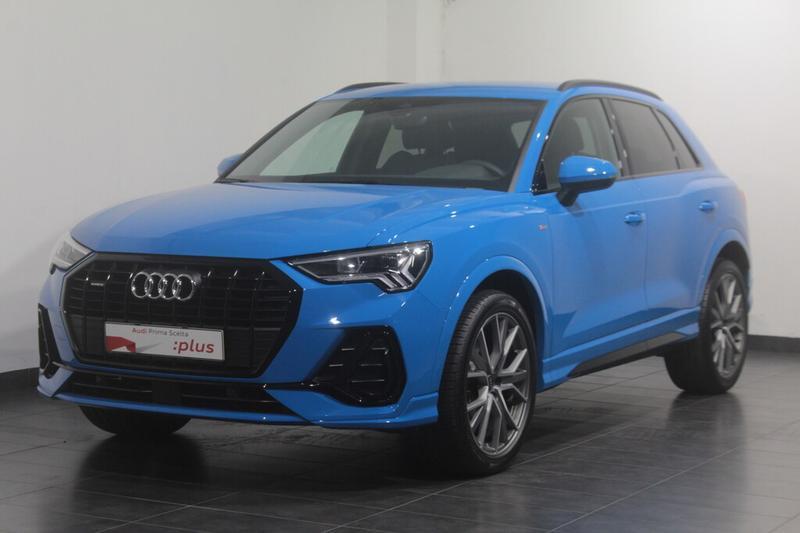 Audi Q3 II 2018 35 2.0 tdi S Line Edition quattro s-tronic