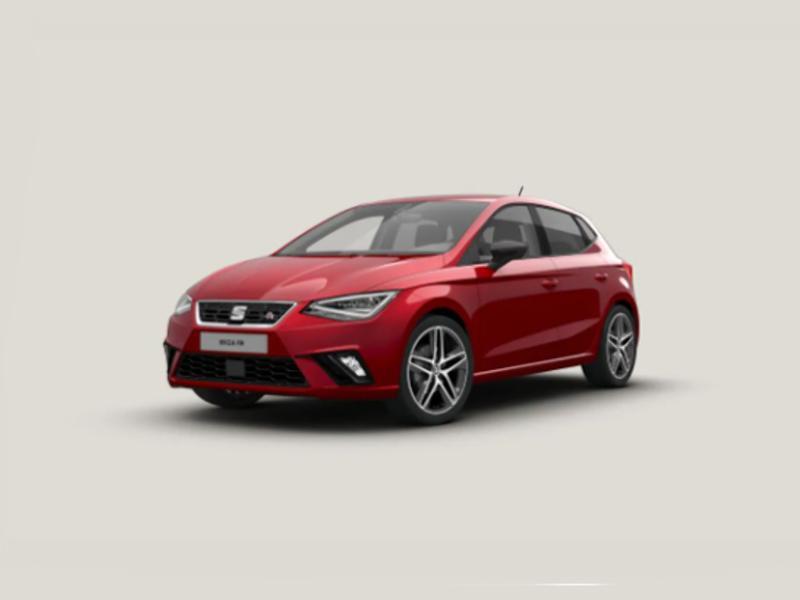 Seat Ibiza V 2017 1.0 tgi FR 90cv my19