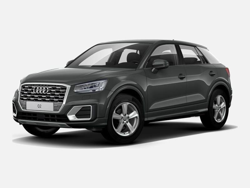 Audi Q2 I 2017 35 1.5 tfsi Admired s-tronic
