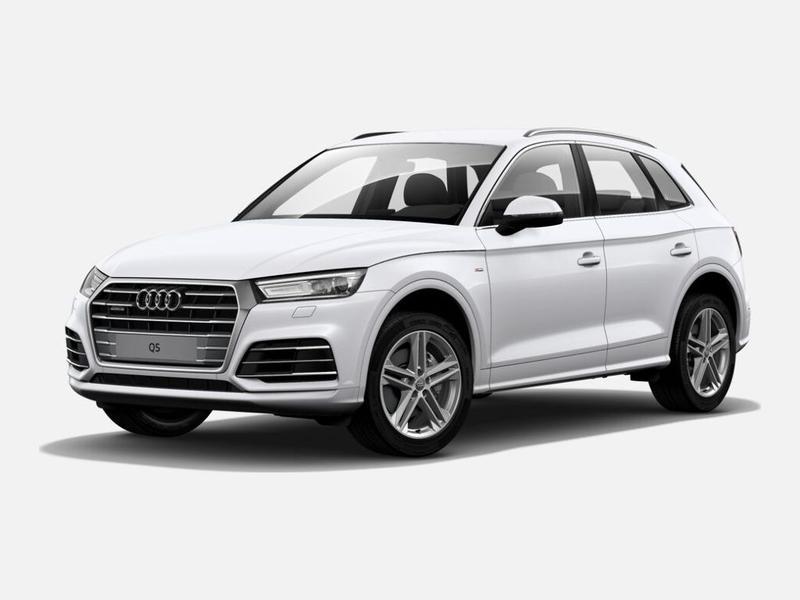 Audi Q5 II 2017 40 2.0 tdi S Line Plus quattro 190cv s-tronic