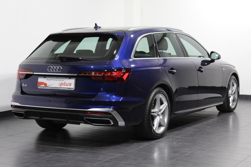 Audi 35 2.0 tdi mhev S Line Edition 163cv s-tronic