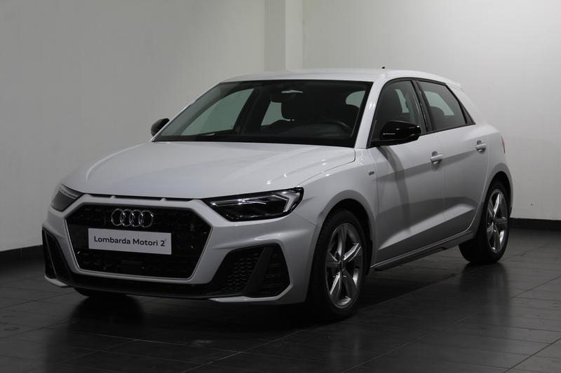 Audi A1 I 2015 Sportback SB 30 1.0 tfsi S line edition s-tronic