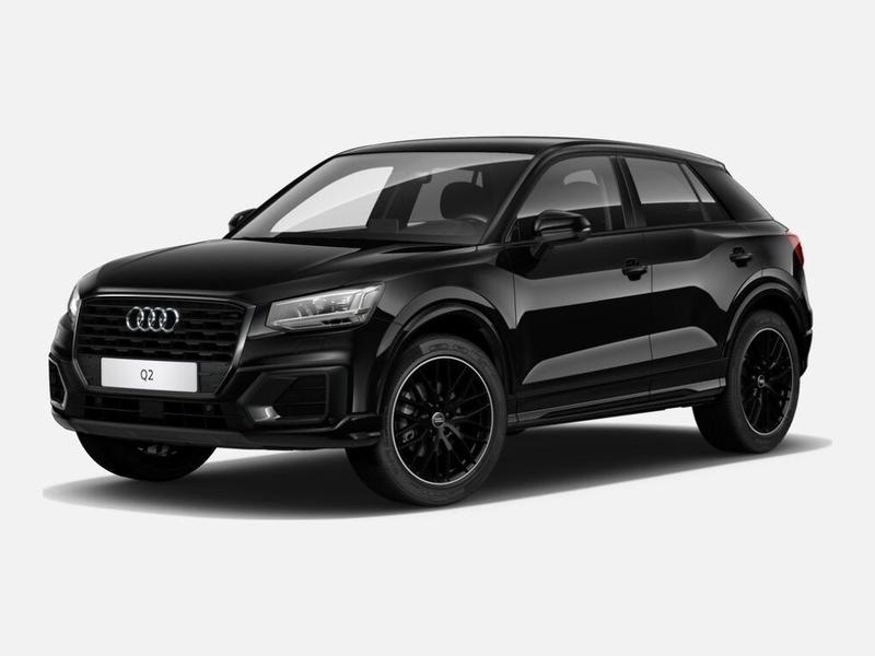 Audi Q2 I 2017 30 1.0 tfsi Admired my20