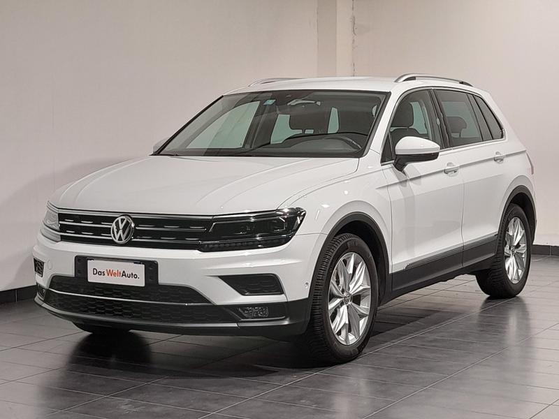 Volkswagen Tiguan II 2021 2.0 tdi Executive 150cv dsg