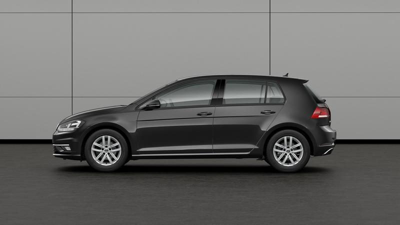 Volkswagen Golf VII 2017 5p 5p 1.5 tgi Business 130cv dsg