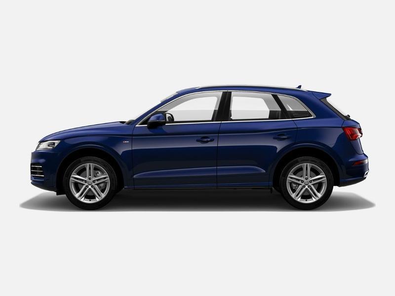 Audi 40 2.0 tdi S Line Plus quattro 190cv s-tronic