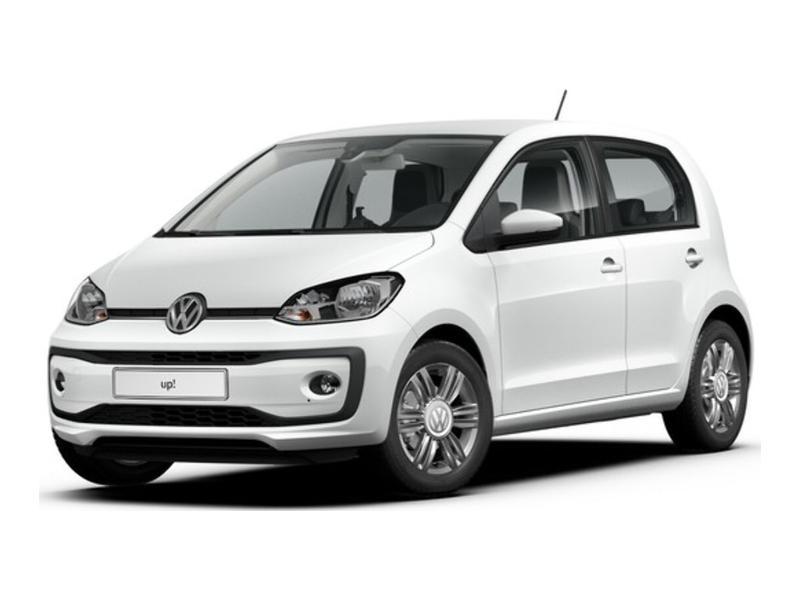 Volkswagen up! 5p 2017 5p 1.0 Move up! 60cv