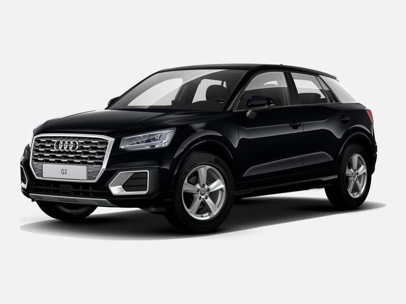 Audi Q2 I 2017 30 1.6 tdi Admired s-tronic
