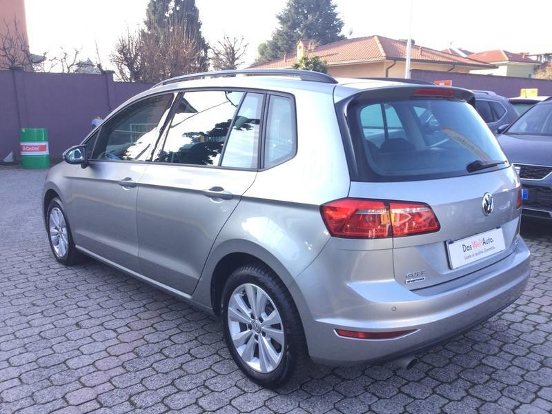 Volkswagen Sportsvan 1.6 tdi Comfortline Business 110cv