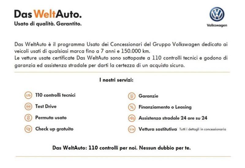 Volkswagen 1.6 tdi Business (businessline) 120cv