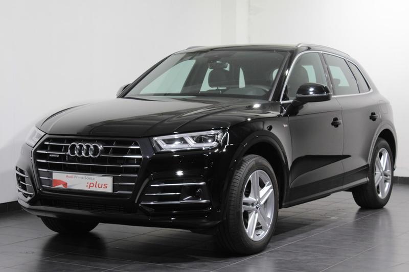 Audi Q5 II 2017 55 2.0 tfsi e quattro 367cv s-tronic