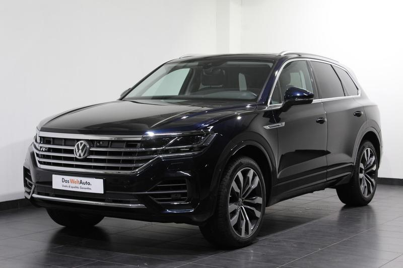 Volkswagen Touareg 3.0 V6 tdi Advanced 286cv tiptronic