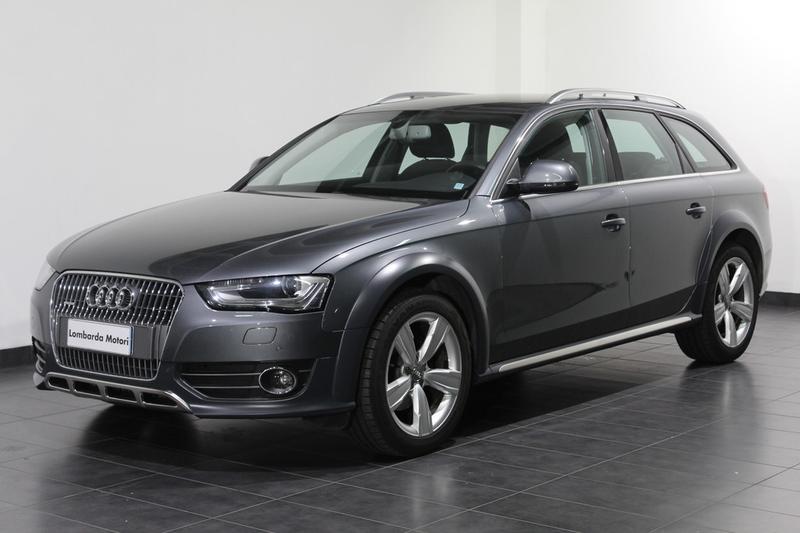 Audi A4 V 2016 Allroad Quattro 2.0 tdi 190cv s-tronic