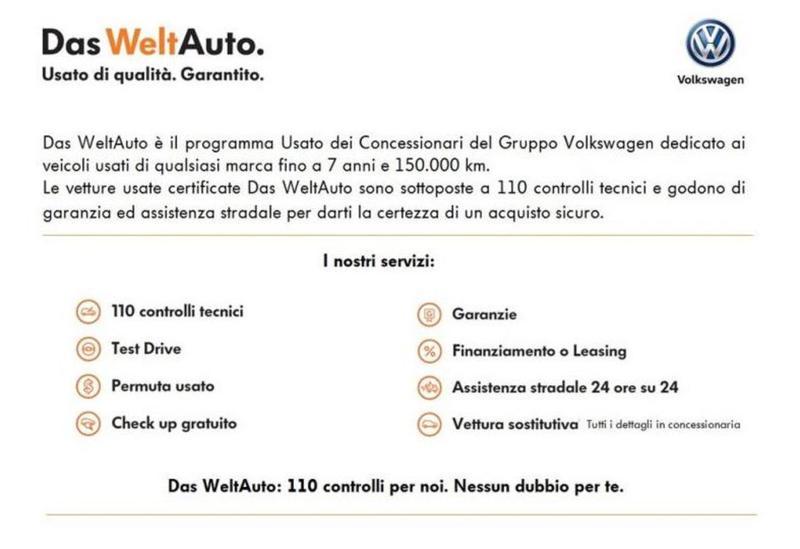 Volkswagen 2.0 tdi Business 150cv dsg