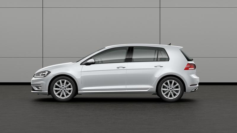 Volkswagen Golf VII 2017 5p 5p 1.6 tdi Executive 115cv