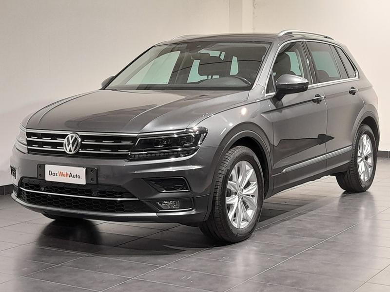 Volkswagen Tiguan II 2021 2.0 tdi Executive 4motion 150cv dsg