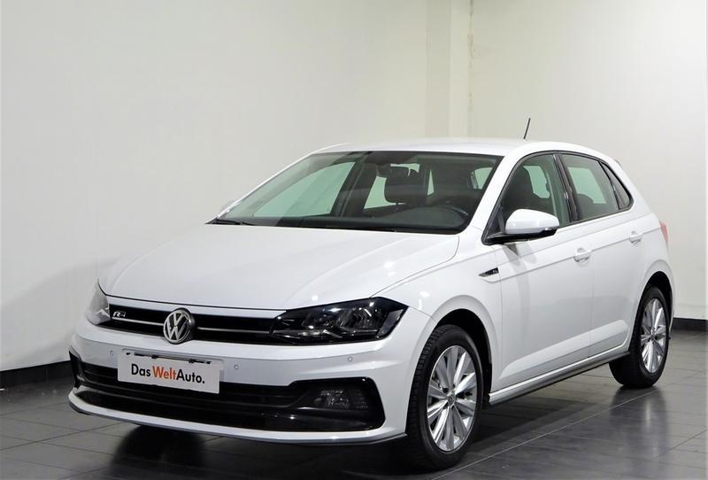 Volkswagen Polo VI 2017 5p 1.0 tsi Highline 95cv