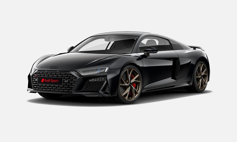 Audi R8 II 2016 Coupe coupe 5.2 V10 performance quattro 620cv s-tronic