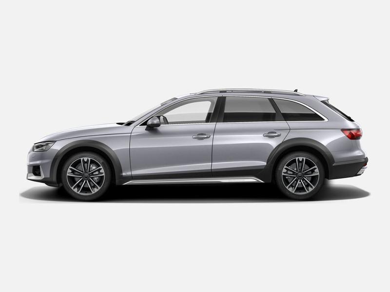 Audi 40 2.0 tdi Identity Contrast quattro 190cv s tronic