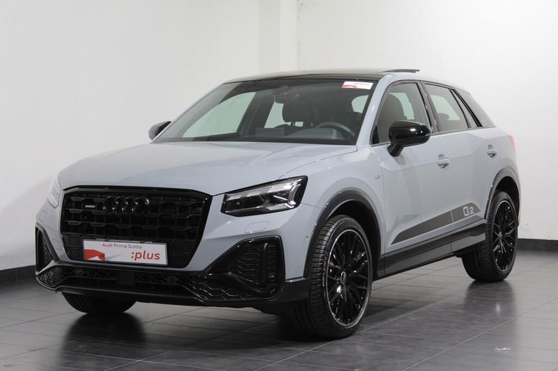 Audi Q2 I 2021 35 2.0 tdi S line Edition quattro s-tronic
