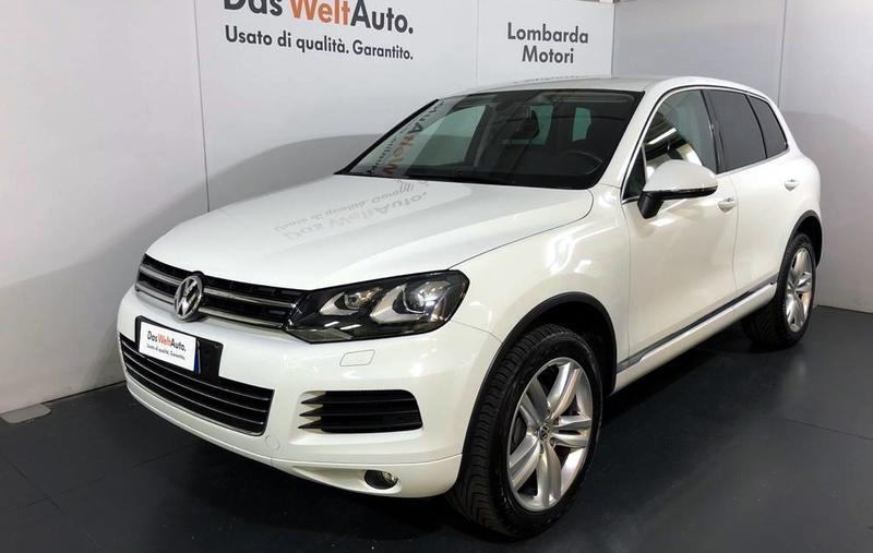 Volkswagen Touareg 3.0 V6 tdi Terrain Executive