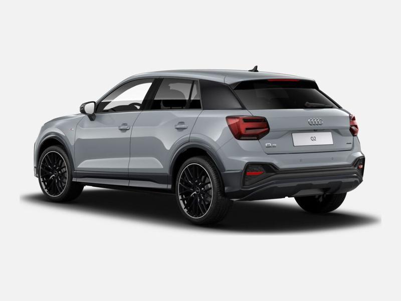 Audi 35 2.0 tdi Identity Black quattro s-tronic