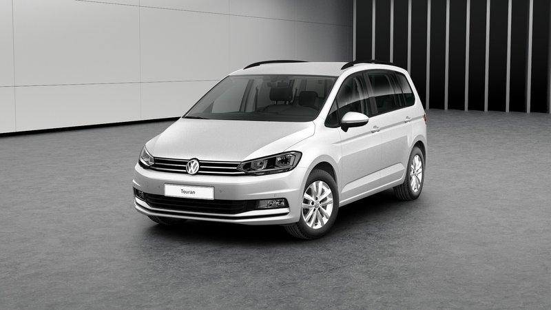 Volkswagen Touran III 2015 2.0 tdi Business dsg