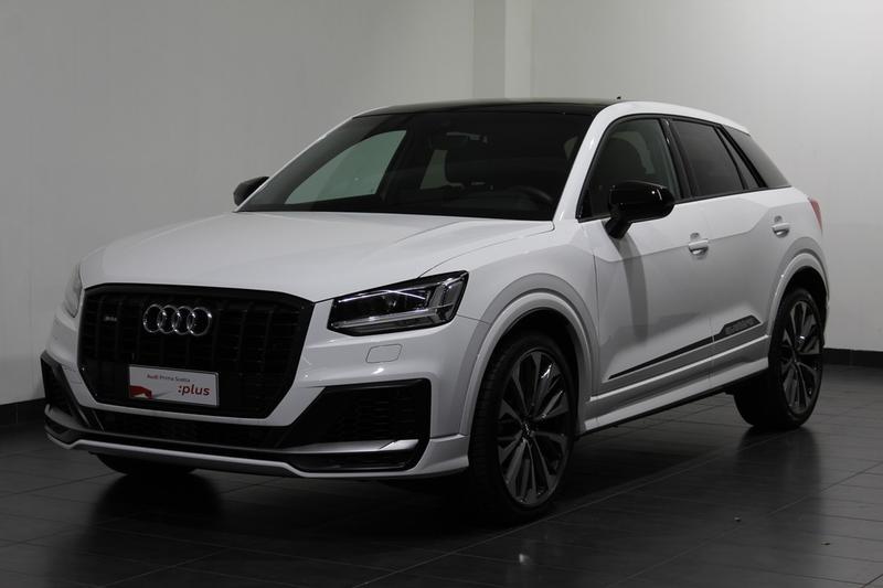 Audi Q2 I 2017 2.0 tfsi quattro s-tronic