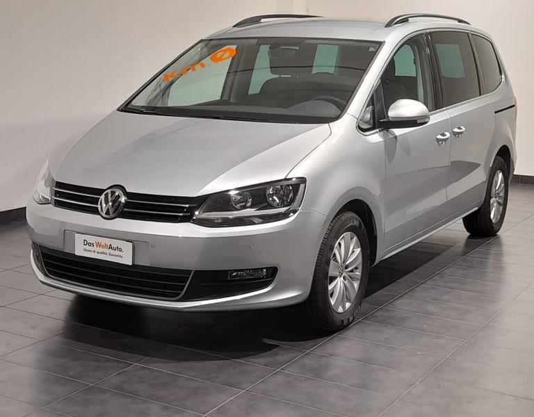 Volkswagen Sharan II 2015 2.0 tdi Business dsg