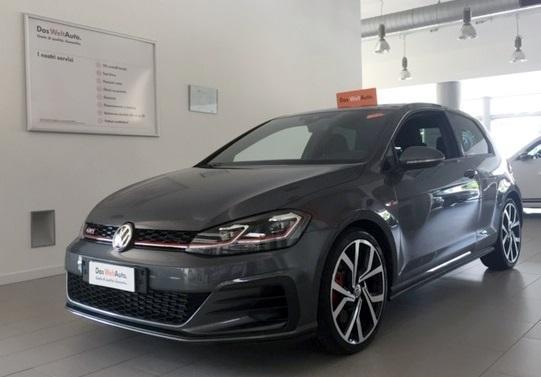 Volkswagen Golf VII 2017 3p 3p 2.0 tsi Gti Performance 245cv dsg