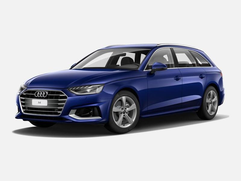 Audi A4 V 2019 Avant 30 2.0 tdi mhev Business Advanced 136cv s-tronic