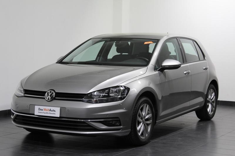 Volkswagen Golf VII 2017 5p 5p 1.6 tdi Business 115cv