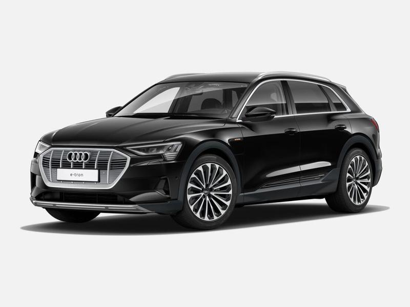 Audi e-tron 55 Business quattro cvt