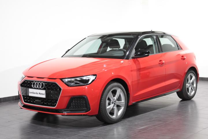Audi A1 II 2019 Sportback SB 30 1.0 tfsi Admired s-tronic