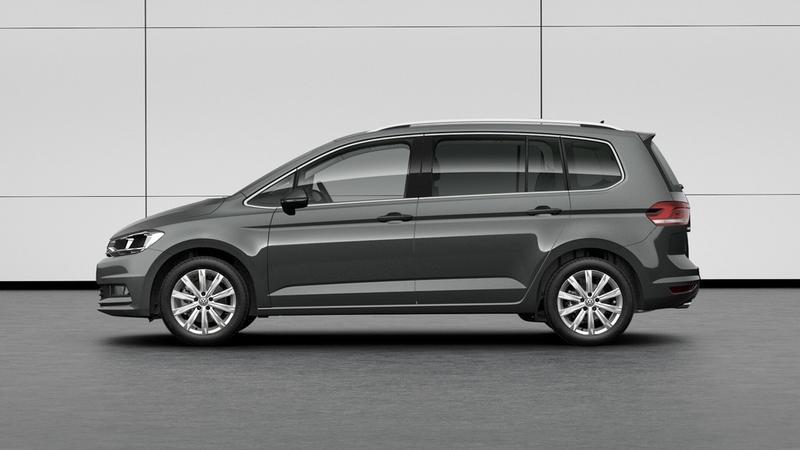 Volkswagen Touran III 2015 2.0 tdi Executive dsg